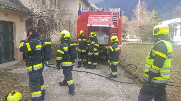 Ein Jugendstreich führte heute zu einem Brandeinsatz.