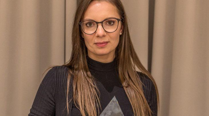 Jaqueline Rauter - Gewinnerin des Festivals