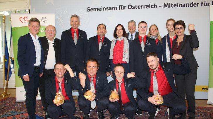 Die Kärntner Special Olympics Delegation konnte mit ihren Leistungen überzeugen. Die Sportlerinnen und Sportler konnten sich insgesamt 15 Medaillen sichern.