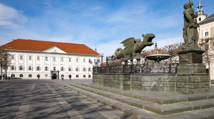 Die in Klagenfurt gestartete