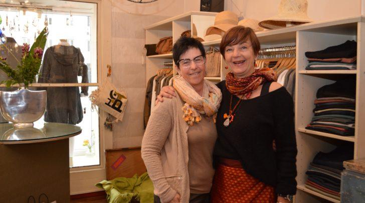 : In Lisi`s Boutique finden die Kundinnen exklusive Mode für Damen, die Individualität und Qualität schätzen.