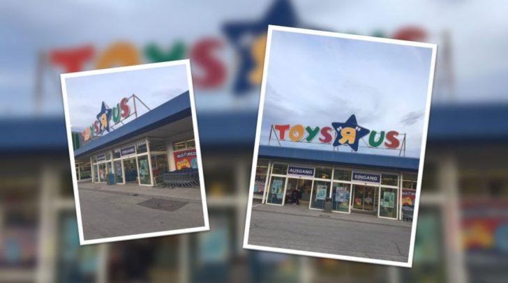 Der Toys'R'us Store wird demnächst in einen Smyths Toys Superstore umgewandelt.