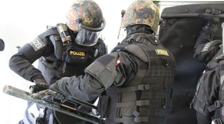 Einsatzkräfte der Cobra wurden alarmiert.