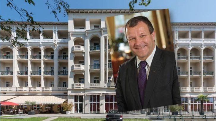 Das Villacher Parkcafé feiert am 1. April 10-jähriges Jubiläum. Wir haben mit dem Geschäftsführer Josef Nageler vorab gesprochen.