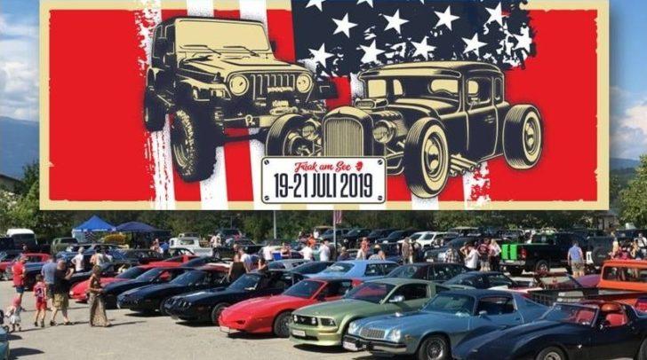 Die sehenswerten Autos sind bei Weitem nicht der einzige Grund, dem 4. US-Car Festival mit Streetfood-Market einen Besuch abzustatten.