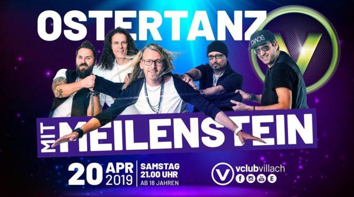 Am 20. April heizen Meilenstein im V-Club so richtig ein!