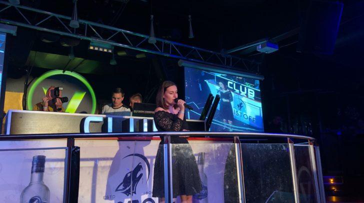 Gewinnerin Marilena Dabora überzeugte mit ihrem Auftritt.