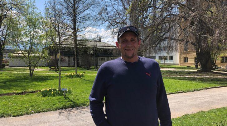 Mit Andale-Andale hat sich Inhaber Andreas Frühstück vor fünf Jahren einen Traum erfüllt. Der Kundenkontakt ist dem 39-Jährigen besonders wichtig.