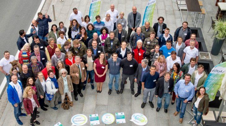 Der BürgerInnen-Dialog in Pörtschach war mit 80 Teilnehmern der meistbesuchte BürgerInnen-Dialog in Österreich.