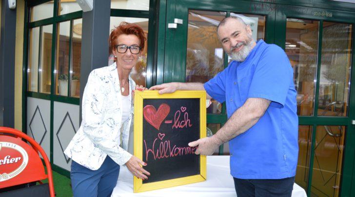 Hermann und Michaela Scheiber heißen alle Hotel- und Restaurantgäste herzlich willkommen.