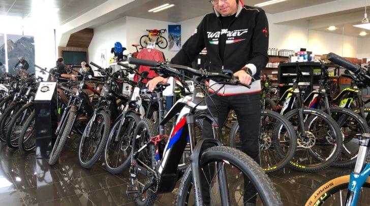 Bei Tyl4sports findest du die Neuheiten am Fahrradsektor. Alle Bikes stehen zum Testen bereit.