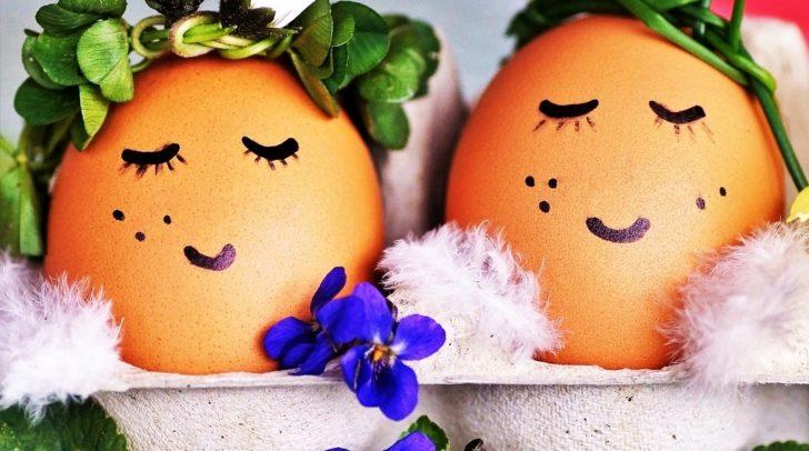 Im Schnitt konsumiert jeder Österreicher 239 Eier pro Jahr, die Hälfte über verarbeitete Produkte.
