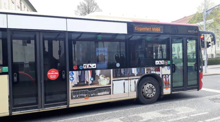 Ab 3. Dezember sollen die Stadtbus-Verbindungen nach Krumpendorf gekürzt werden.