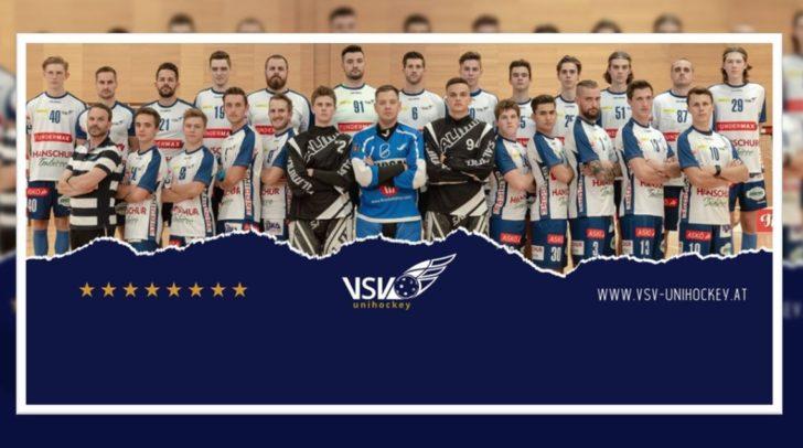 VSV Unihockey veranstaltet gemeinsam mit Sponsoring-Partner LAM Research ein Charity-Floorballspiel.