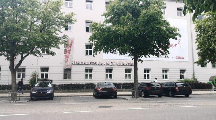 In diesen Tagen findet eine öffentliche Diskussion betreffend der Bahnhofstraße statt.