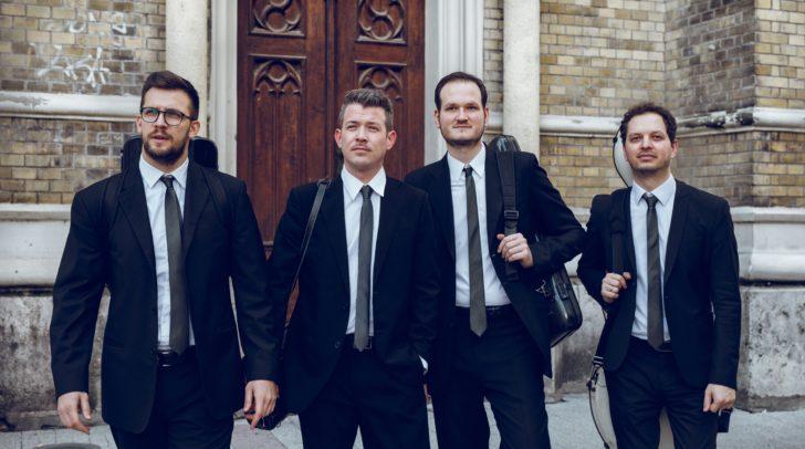 Ein besonders harmonisches Hörerlebnis - Acies Quartett im Business Center/Parkhotel Villach