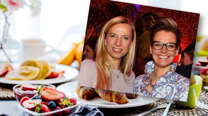 Beim morgigen Familienfrühstück werden Bundesministerin Juliane Bogner-Strauß (links) und ÖVP-Villach Stadträtin Katharina Spanring (rechts) anwesend sein.