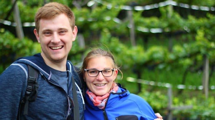 Gründer von familienausflug.info, Svenja Bamberger-Frick und Roland Bamberger