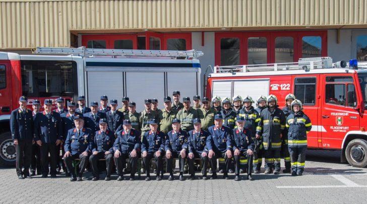 Derzeit sind 60 Kameradinnen und Kameraden, davon 52 Mitglieder im aktiven Einsatzdienst, bei der FF Hauptwache/Klagenfurt im Einsatz.