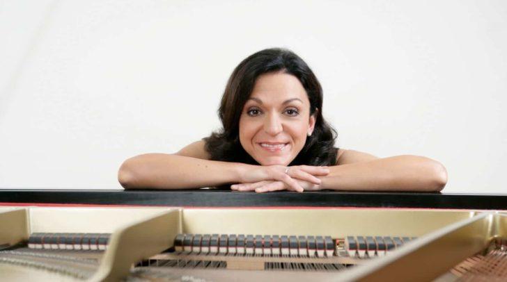 Pianistin Jasminka Stančul spielt Beethovens 1. Klavierkonzert