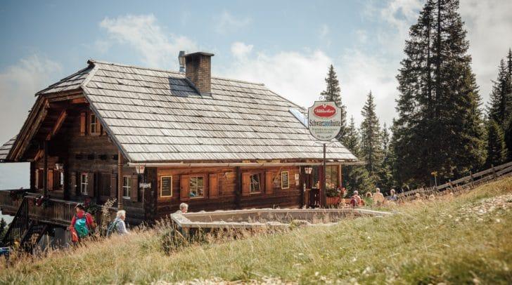 Hüttenkult-Wanderung zur Schwarzseehütte