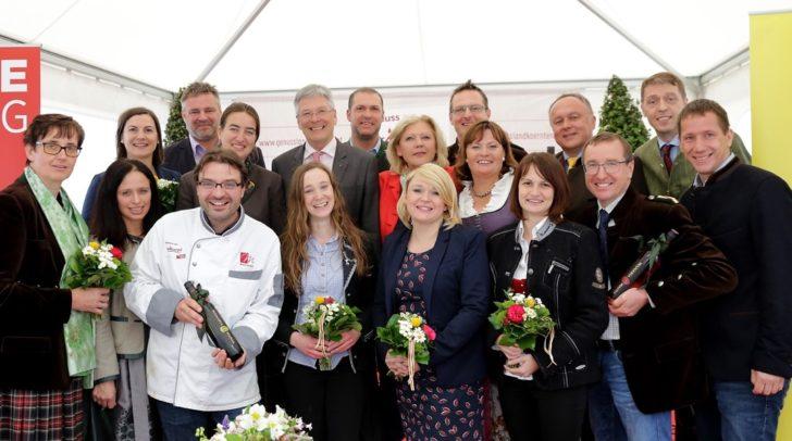 Genussland Kärnten Obfrau Barbara Wakonig und ihr Team feierten das 10 Jahr-Jubiläum