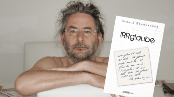 Autor Gerald Eschenauer präsentiert sein siebentes Buch