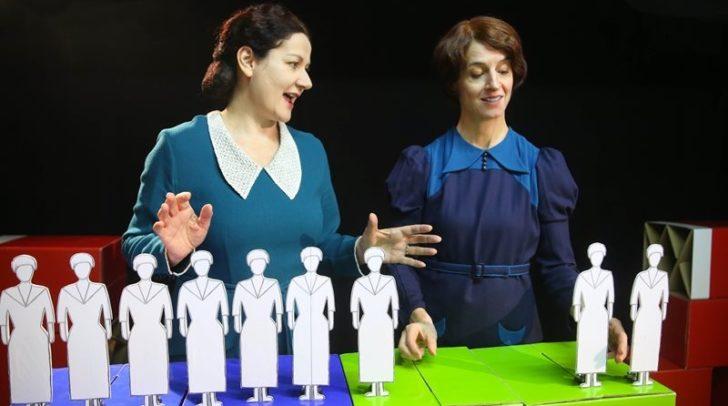 Das Frauenbüro lädt zum Theaterabend!