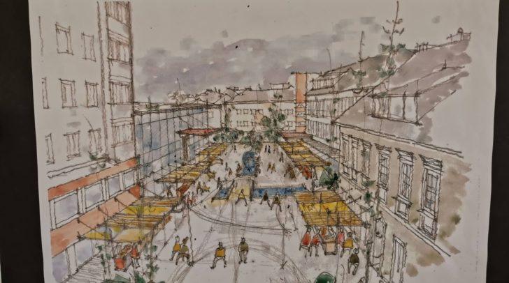 So sieht das Konzept für den Kaiser-Josef Markt aus.