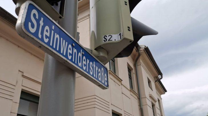 Der Historiker informierte sich unter anderem über Otto Steinwender.