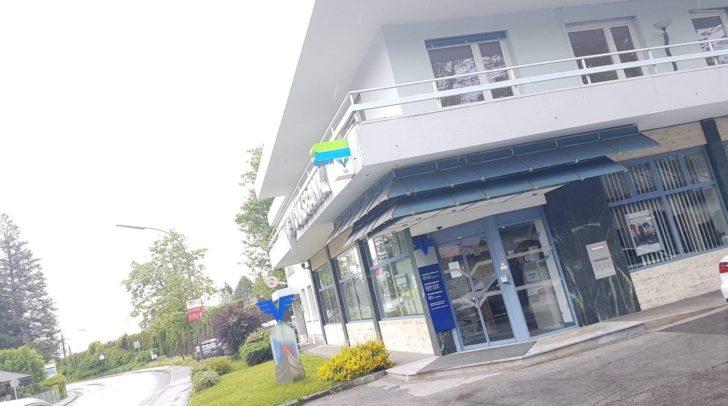 Mit Ende Juni schließt nun auch die letzte Bankfiliale in Warmbad.