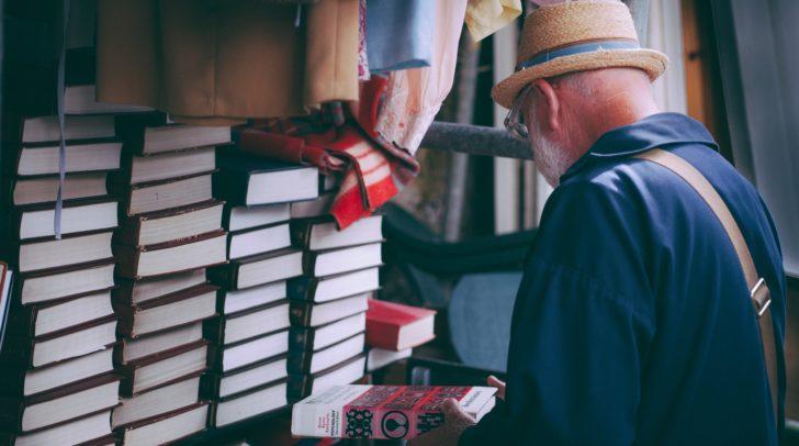Interessierte erhalten an diesen drei Aktionstagen zehn Bücher um nur drei Euro.