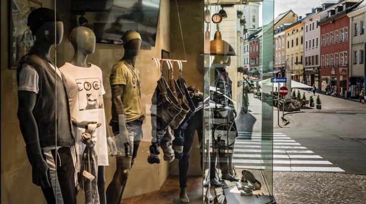 Eine wichtige Modeadresse in der Villacher Innenstadt schließt (c) Hannes Pacheiner