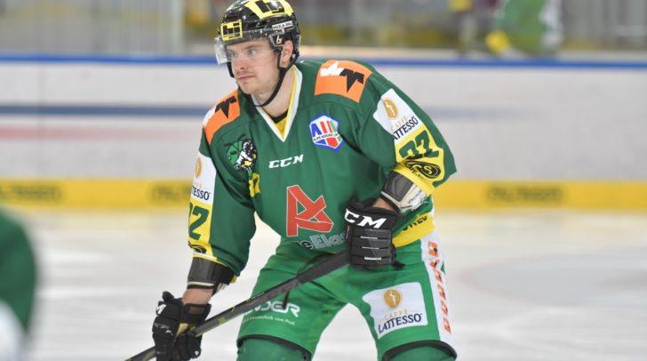 Für Daniel Stefan ist es bereits die 4. Saison bei den Vorarlbergern.