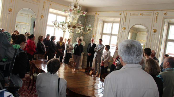 Das Domkapitelhaus wird für Besucher geöffnet sein.