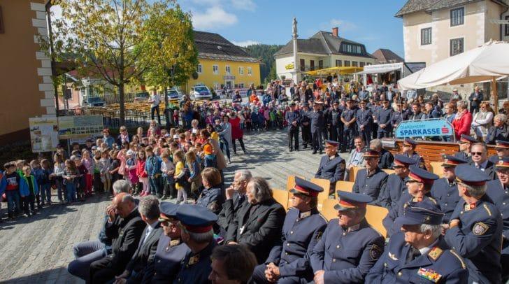Die Polizeiinspektion Maria Saal wurde wiedereröffnet!