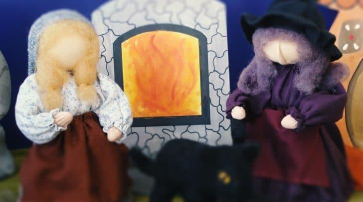 Am 22. Mai wird Hänsel und Gretel in der Waldorfschule aufgeführt.