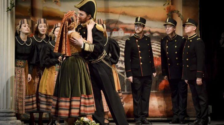Am 25. Mai begeistern die Darsteller das Villacher Publikum!