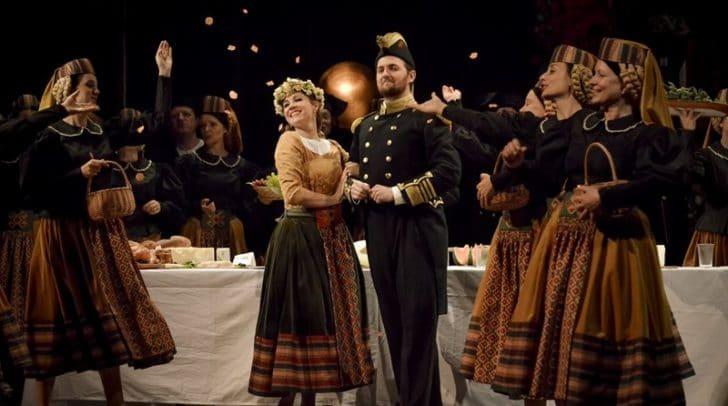 Das Opernensemble des Nationaltheaters Brünn tritt in Villach auf!