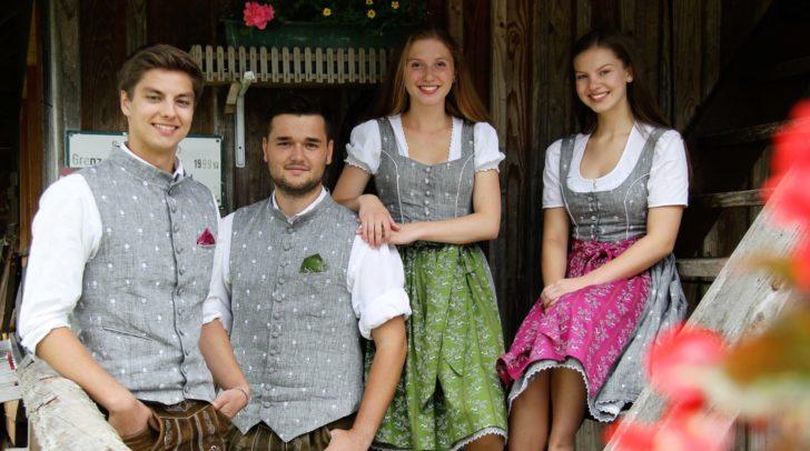 Die Sänger und Sängerinnen vom Quartett Oisternix werden beim Mariensingen zu hören sein.