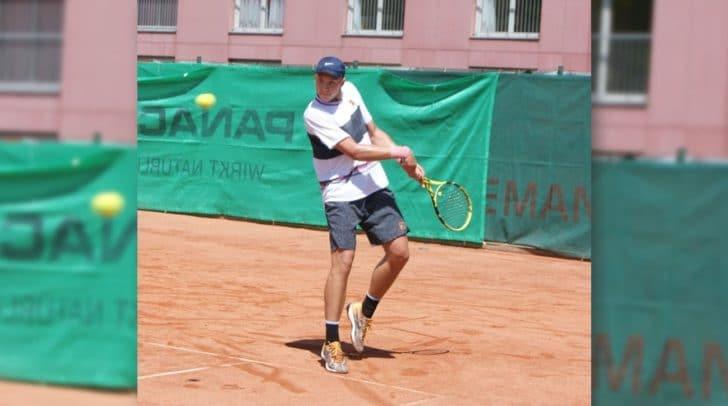 Finalist Hamad Medjedovic