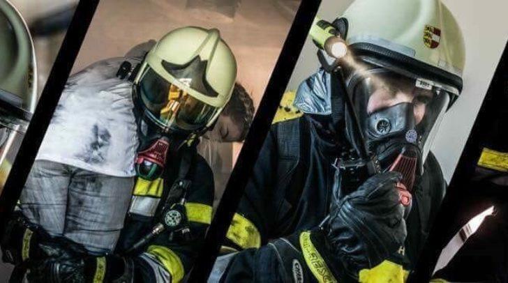 Hast du das Zeug zum Feuerwehrmann?