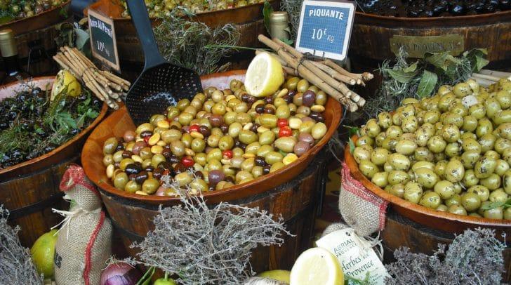 Am Provence-Markt wird es im Juni am Hauptplatz französische Spezialitäten zu kaufen geben.