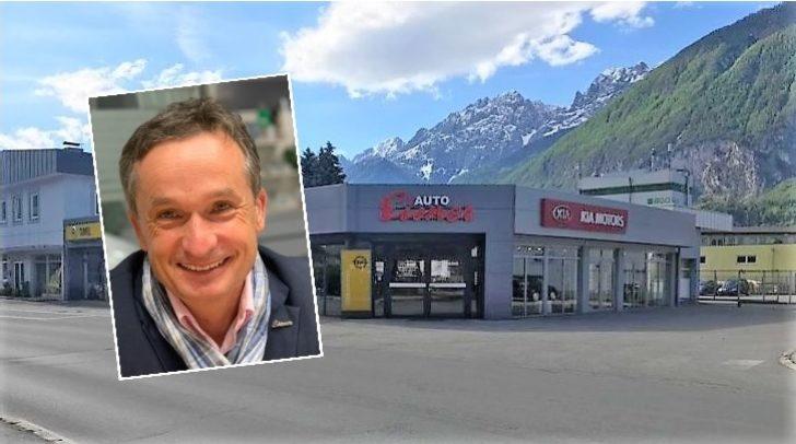 Geschäftsführer Gernold Opetnik führt die Eisner Autohäuser weiter auf Expansionskurs: Jetzt wird auch in Lienz eröffnet!