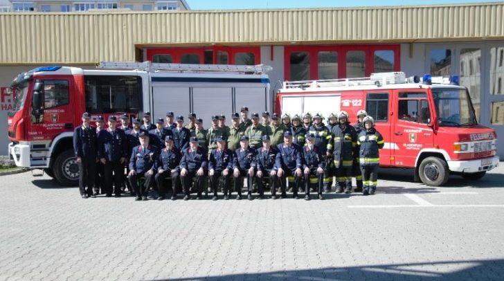 Die Mannschaft der FF Hauptwache Klagenfurt lädt zum Jubiläumsfest!