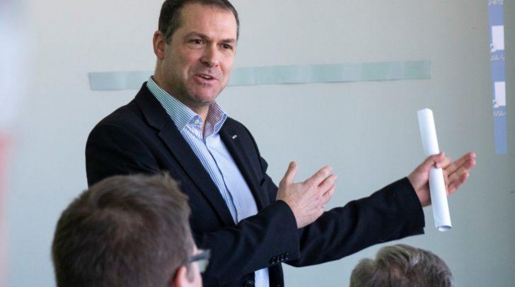 ÖVP Geiger fordert eine Belebung der Innenstadt.