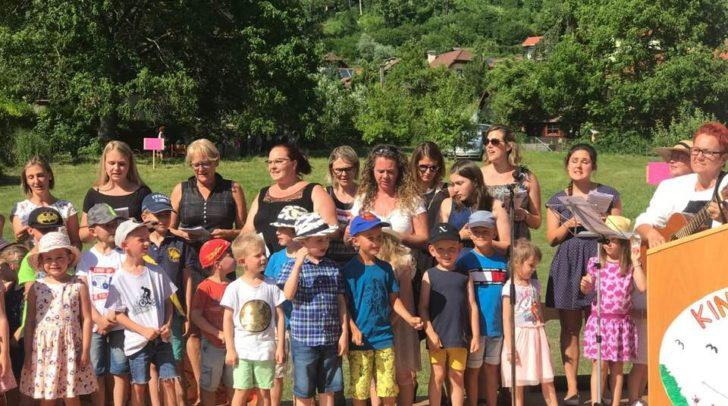 Der Kindergarten Treffen feierte sein 30-Jahr-Jubiläum.