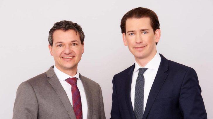 Neues Jahr, neues Mandat: Wenn die Regierung steht und Köstinger Ministerin wird, zieht Peter Weidinger als Nationalrat für das Kurz-Team ein.