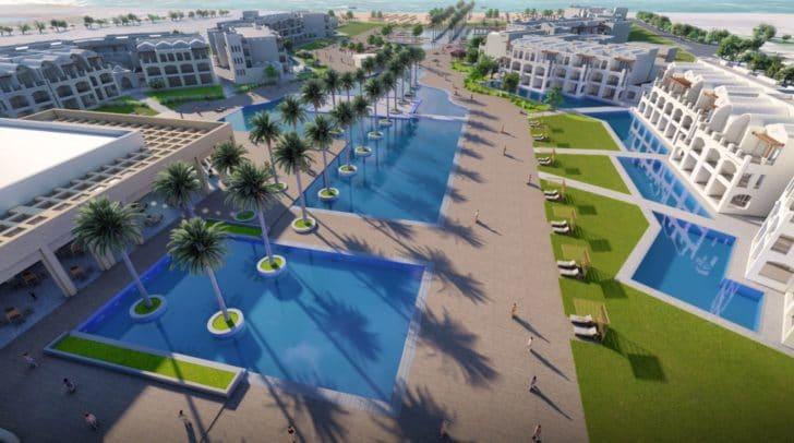 Brandneu: Das Hotel Sensimar Alaya eröffnet erst diesen Sommer.