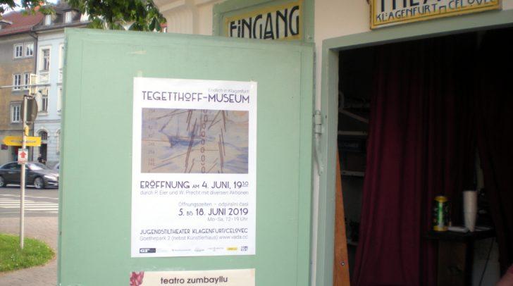 Das Tegetthoff-Museum im Jugendstiltheater.